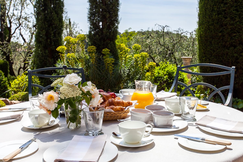 La Casella Kitchen Terrace